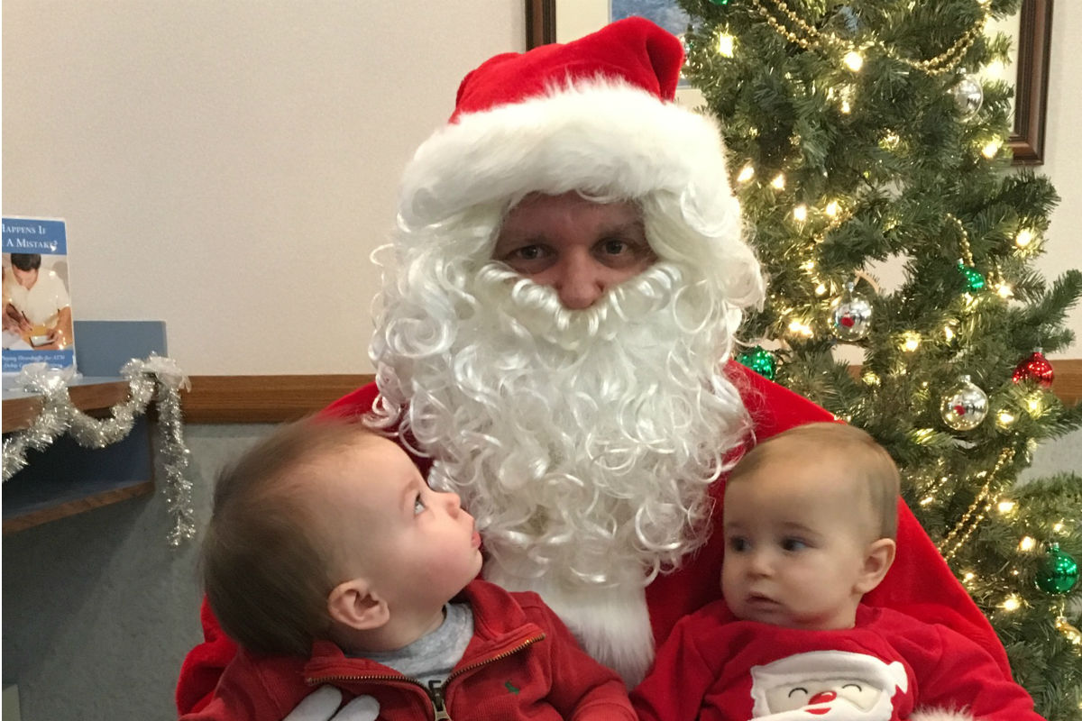 Santa to Visit Our Richland Location, 12/22!