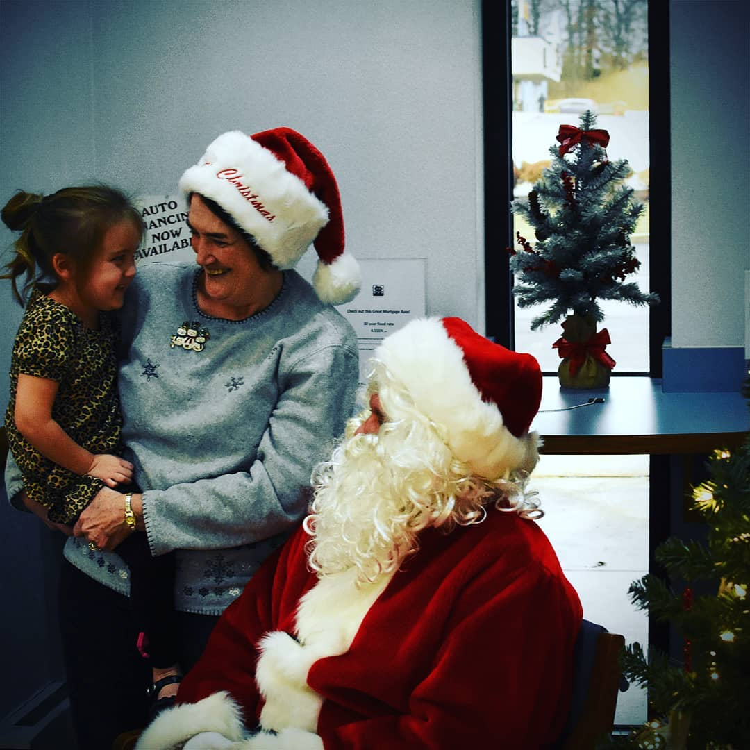 Santa to visit our Richland branch on Dec. 21